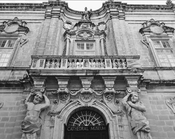 Cathedral Museum, Mdina, Malta