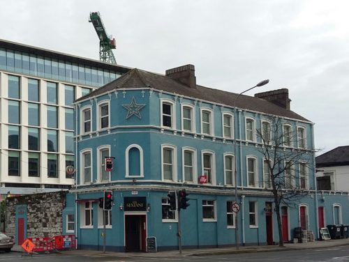 Sextant bar, Cork city center