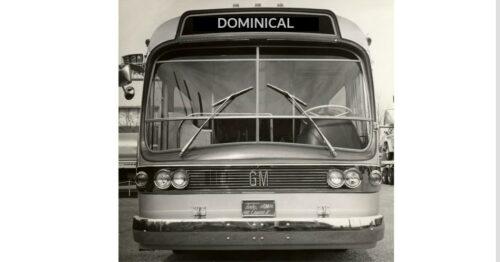 Dominical Bus, Costa Rica