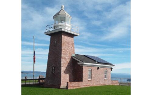 Mark Abbot Memorial Lighthouse, Santa Cruz, California