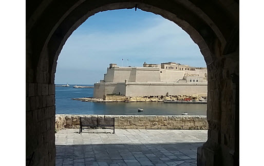 Fort St. Angelo, Malta