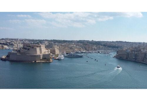 Grand Harbour, Malta