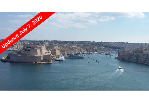 Malta Sicily Ferry Details