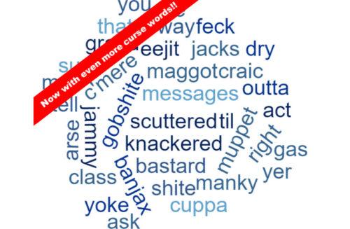 Irish slang words