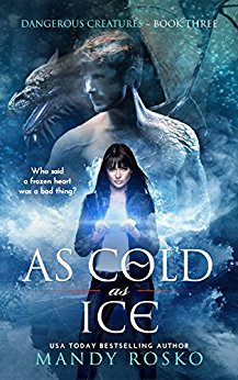 Book Cover: As Cold as Ice