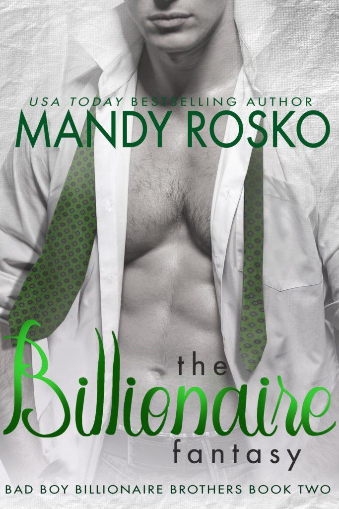 Book Cover: The Billionaire Fantasy