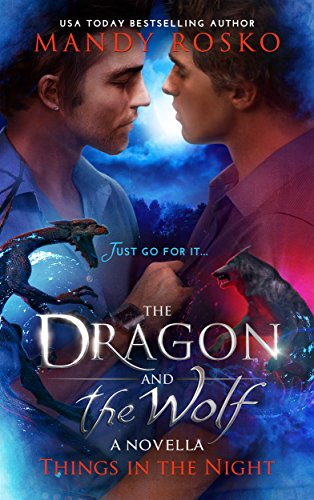 Book Cover: The Dragon and the Wolf