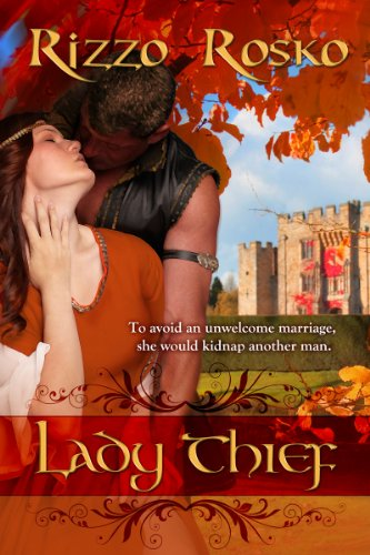 Book Cover: Lady Thief