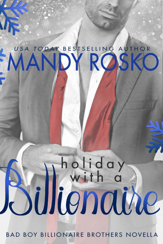 Book Cover: Holiday with a Billionaire