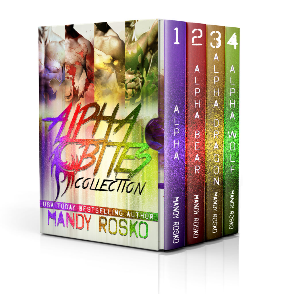 Book Cover: The Alpha Bites Series Collection