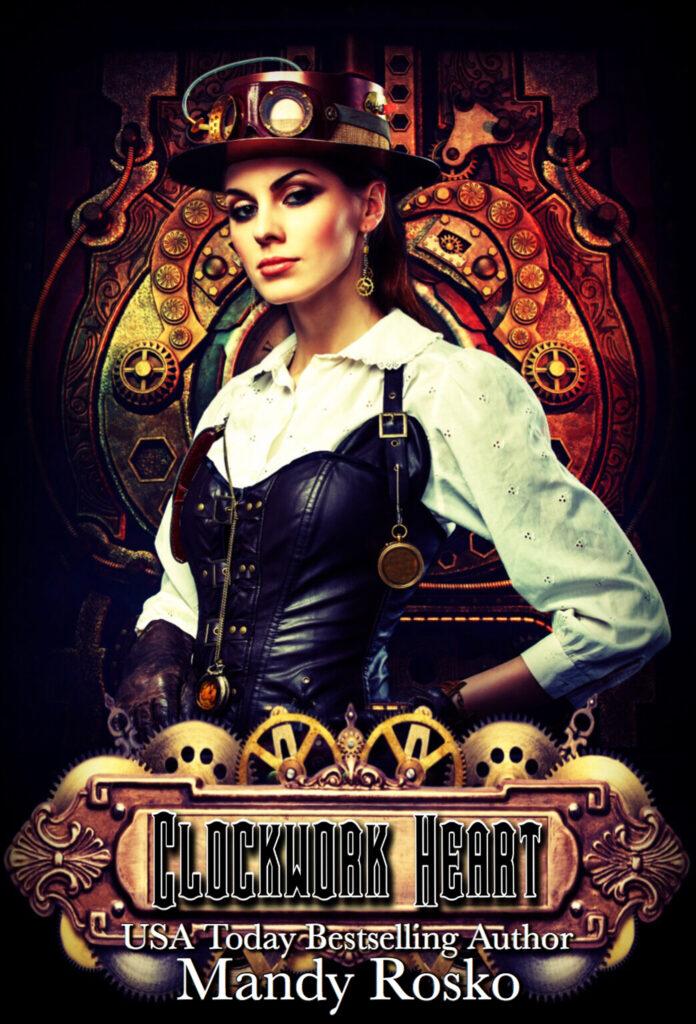 Book Cover: Clockwork Heart