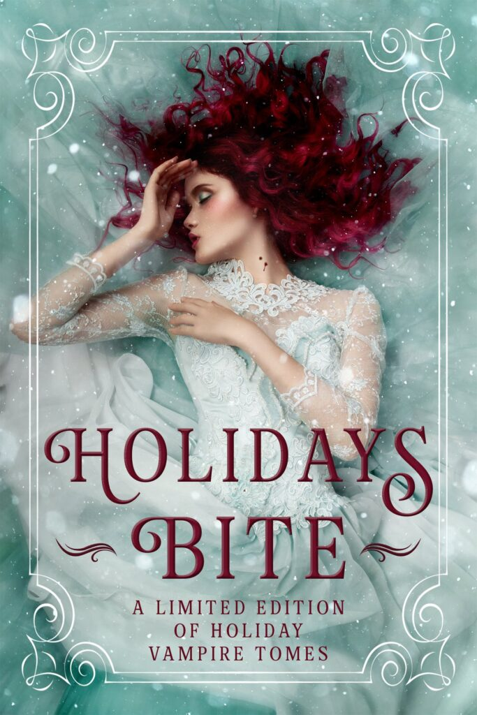 Book Cover: Holidays Bite