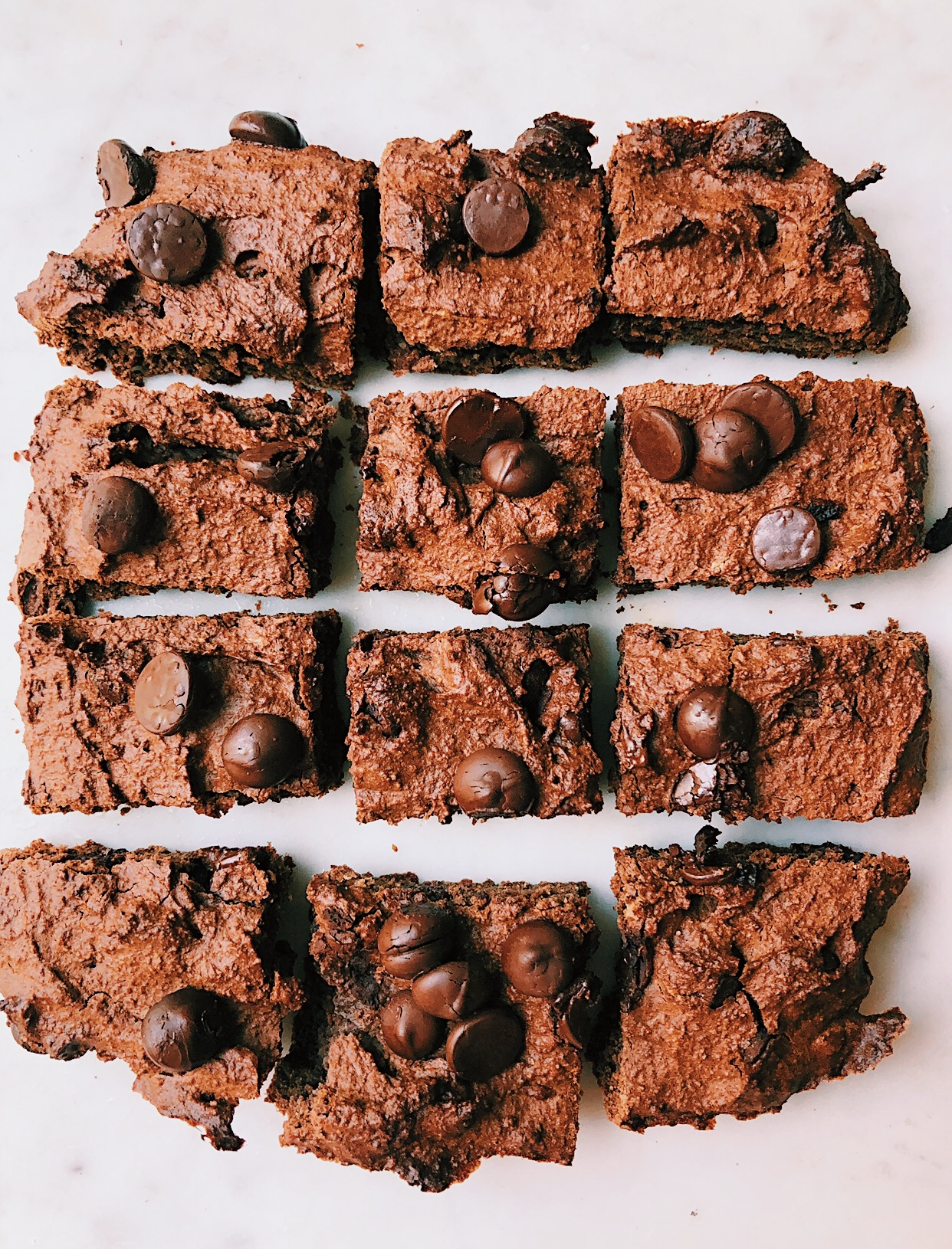 Avocado Fudge Brownies