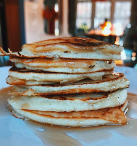 Easy Gluten-Free Pancakes
