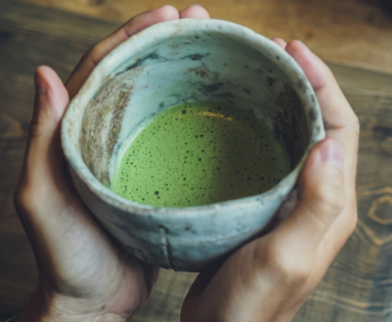 matcha and hormone health