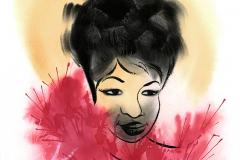 Shannon Jeffries Art_Aretha1