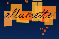 Allumette Poster by Shannon Jeffries Art