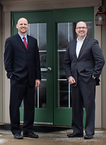 Dr. Tim French & Dr. James Gray, Chiropractors, Madison Ohio