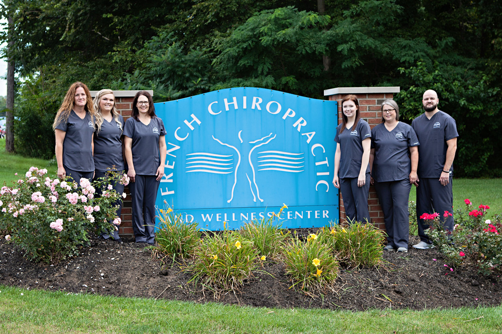 French Chiropractic Staff