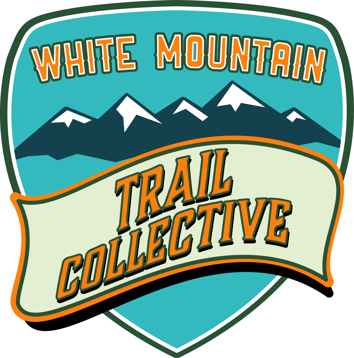 White Mountain Trail Collective logo
