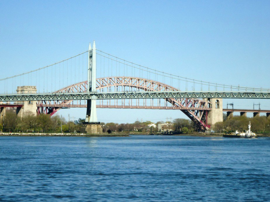 RFK and Hell Gate Bridges