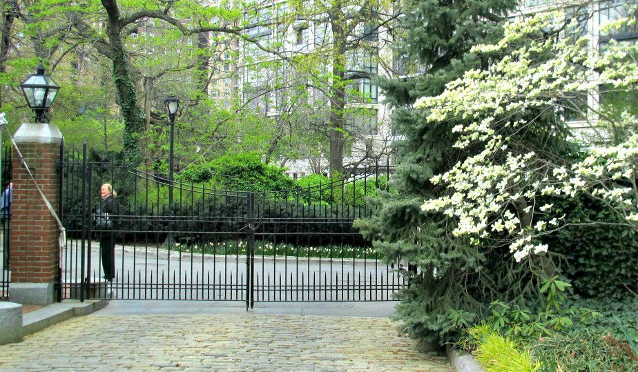 Gracie Mansion Gates