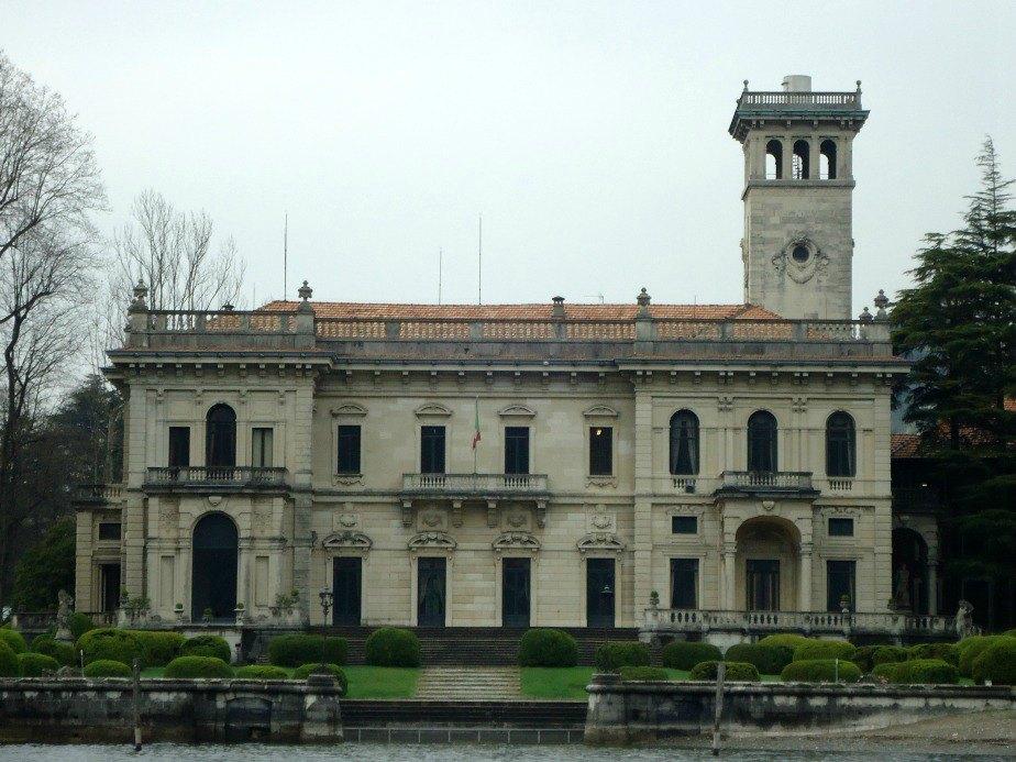 Villa Erba Cernobbio Lake Como Italy