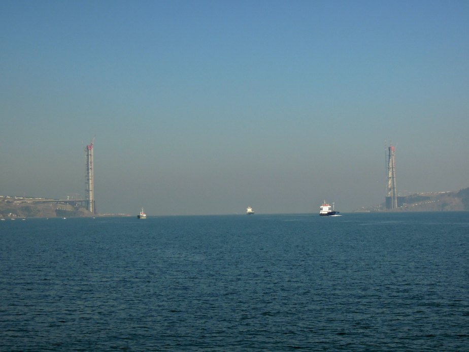 Yavuz Sultan Selim Bridge Ends