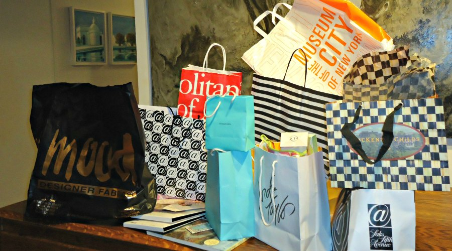 NYC Shopping Bags