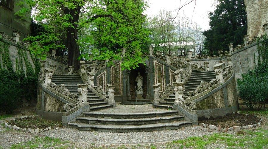 Como Museum Garden