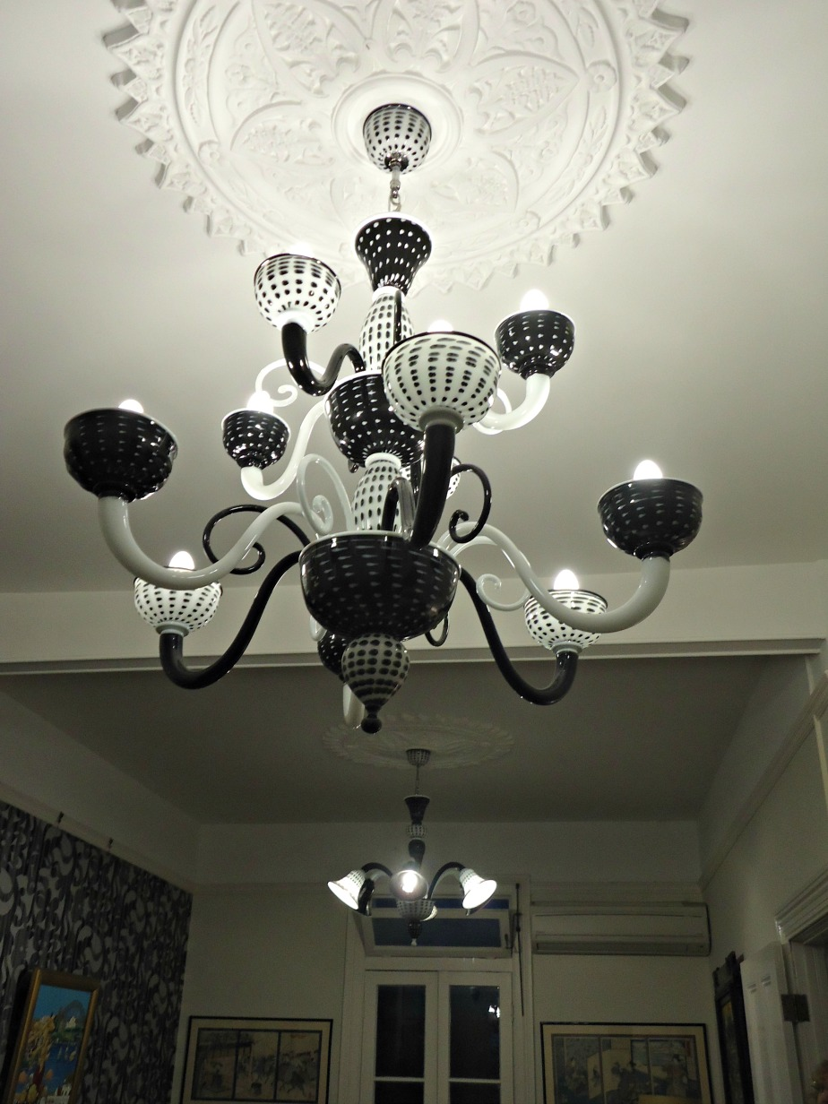 Murano Glass Chandeliers from Estaven Rossetto Fornace Murano