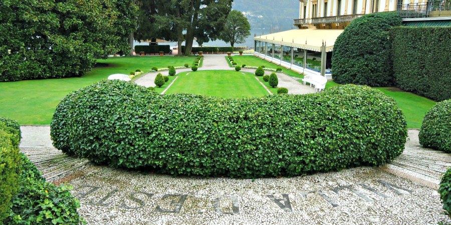 Villa D'Este Garden