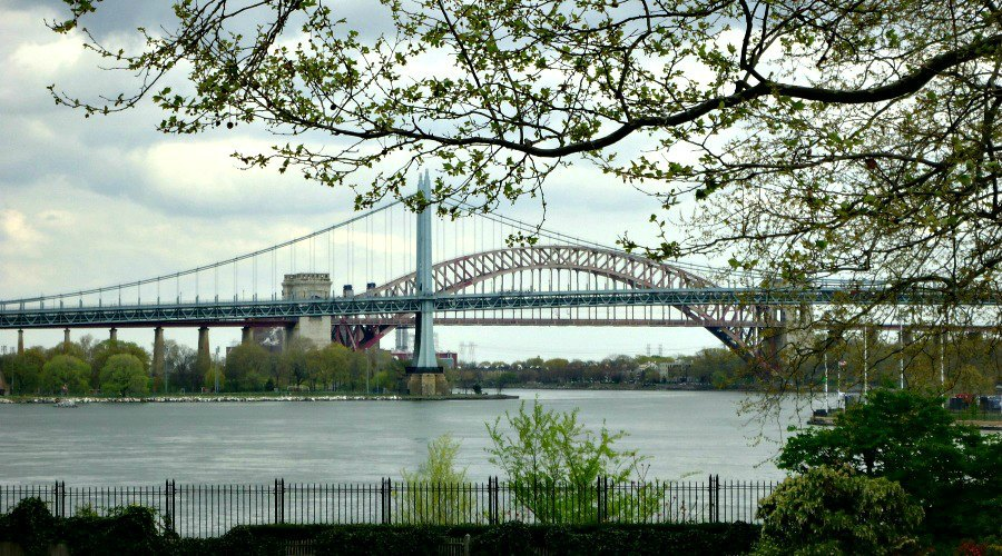 RFK and Hell Gate Bridges