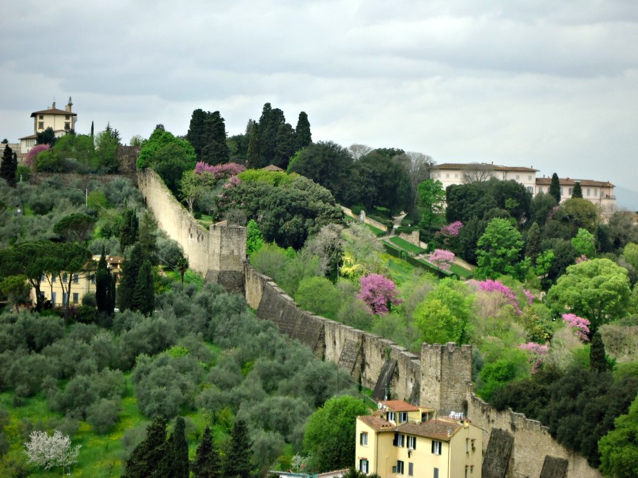 Florence's Ancient Walls
