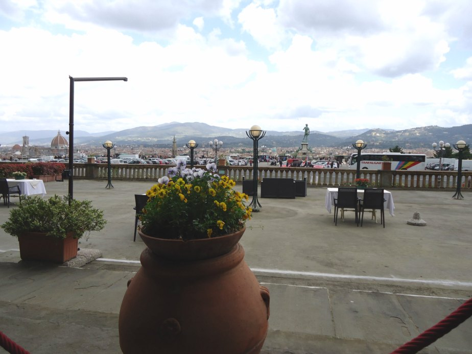 From our Table at La Loggia