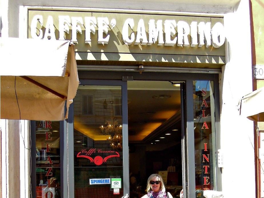 Cafffe Camerino Rome
