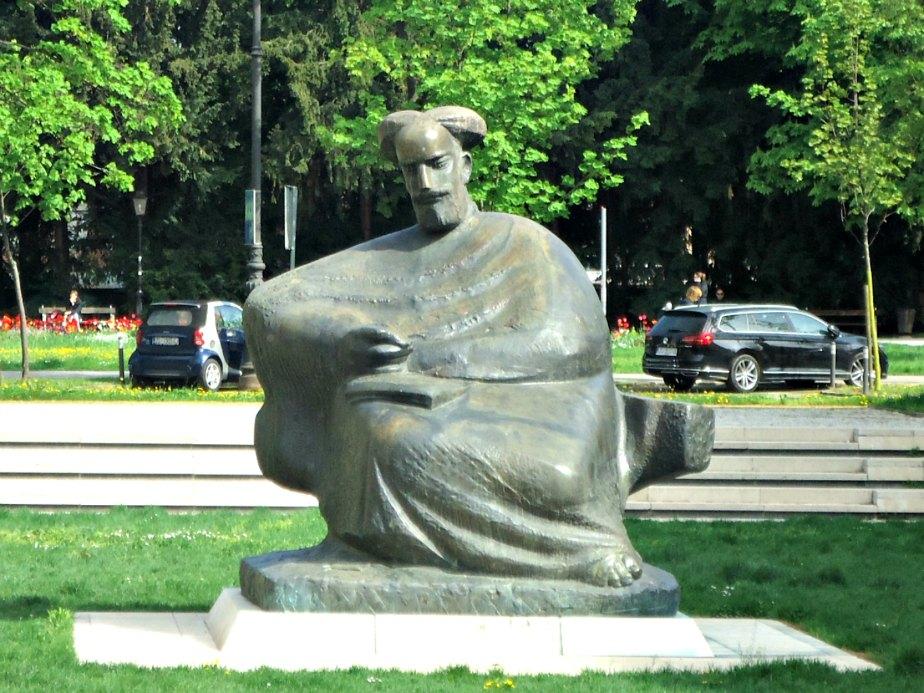 Marko Marulic Sculpture