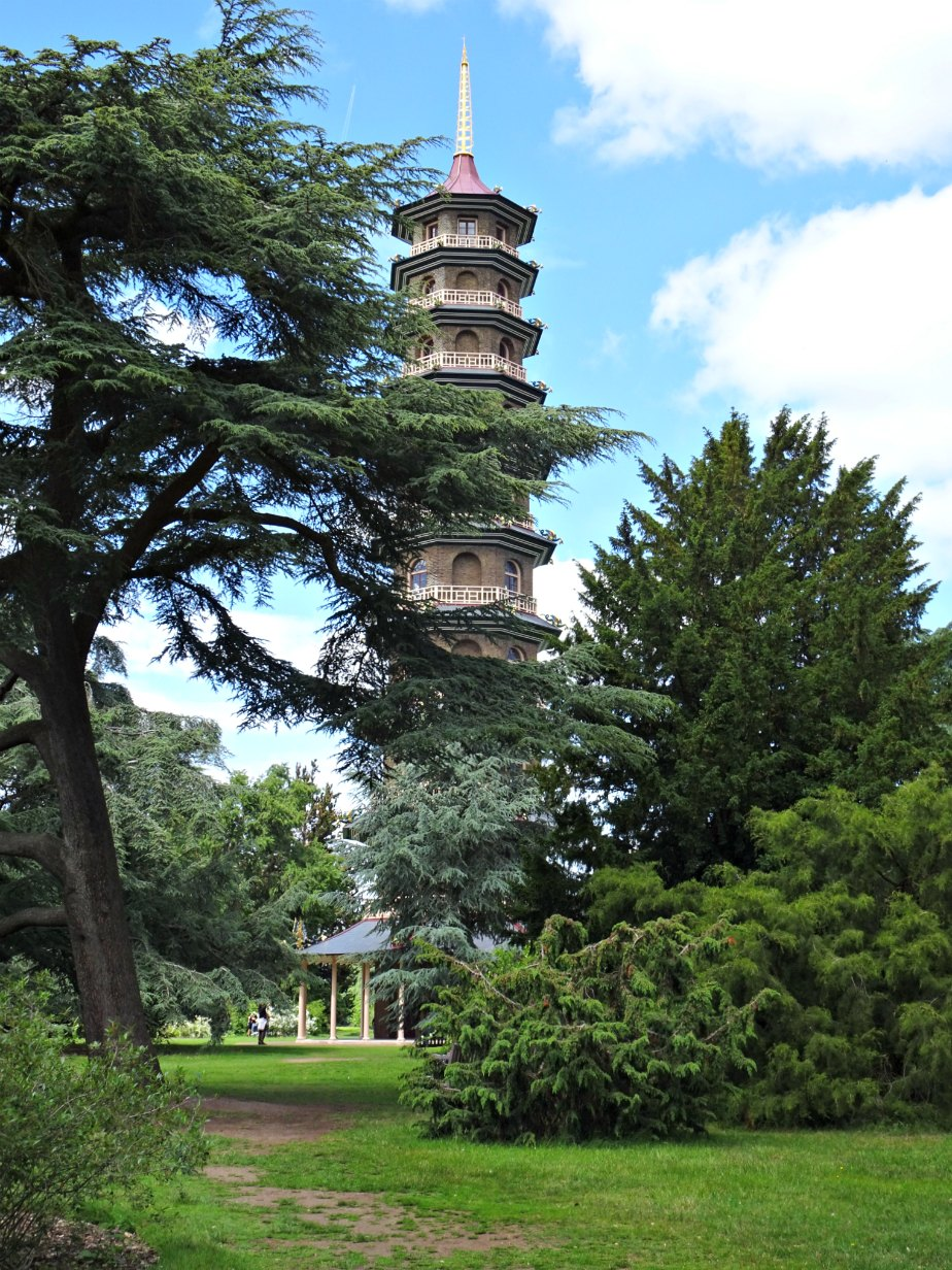 Great Pagoda, Kew Gardens