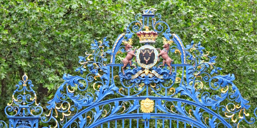 Gates at Green Park London