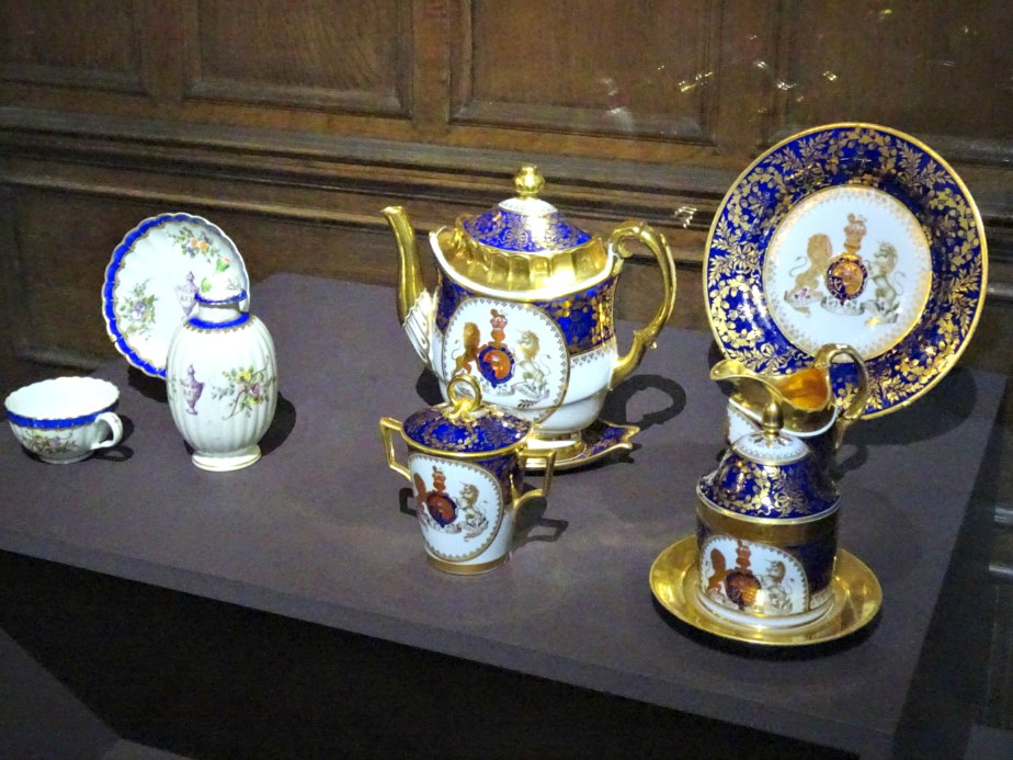Tea Service at Kew Palacee
