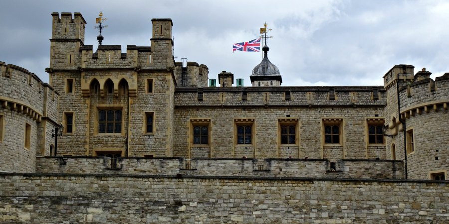 1 Tower of London