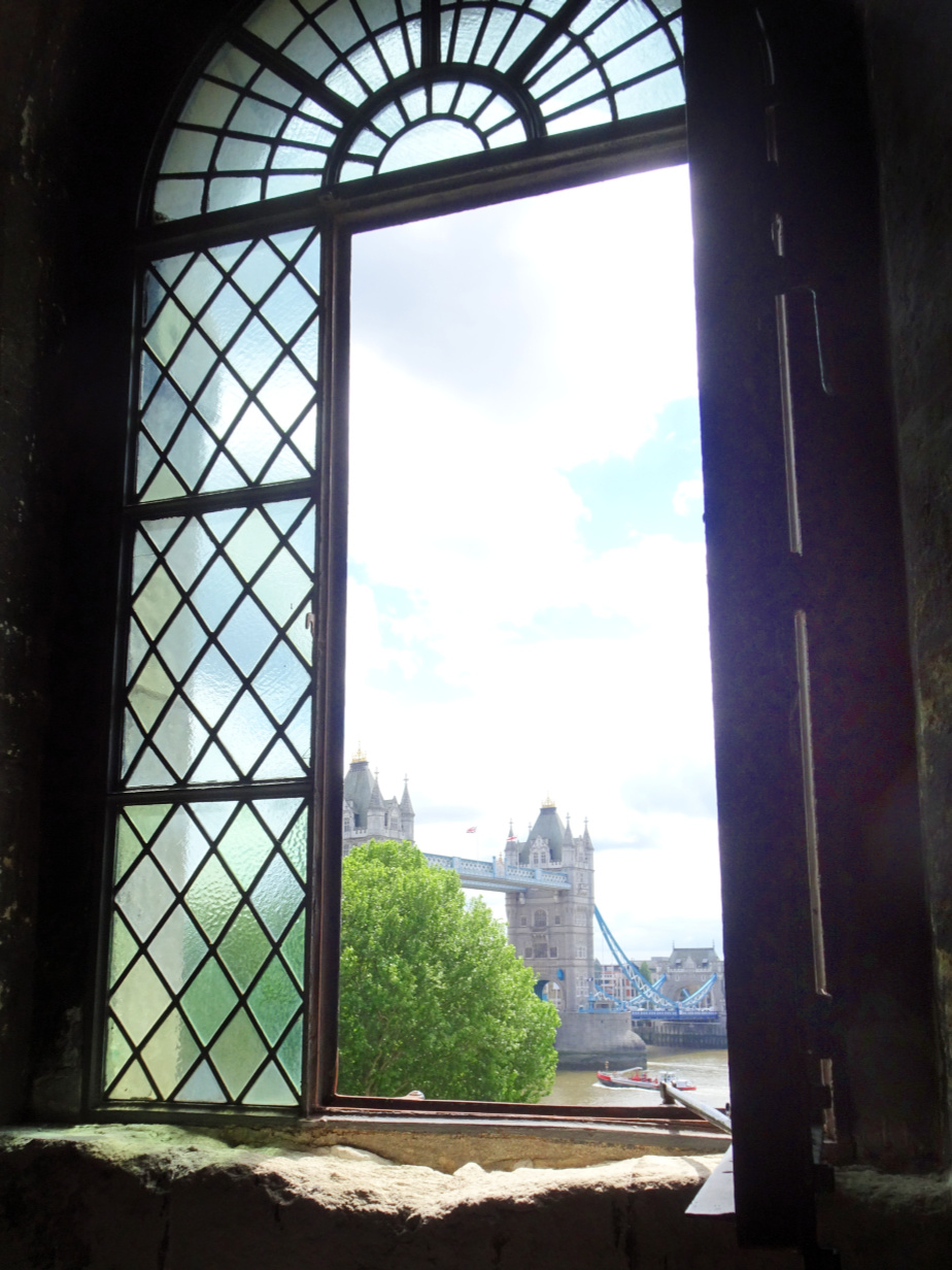 Tower Bridge from St Johns Chapel