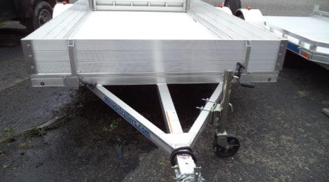 Alcom 7x12 Utility Trailer(7934)