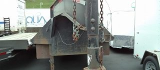 Carson 2001 Flatbed Trailer USED(5290)