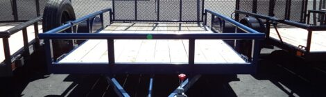 Diamond C 6x10 PSA135 Single Axle Trailer(3003)