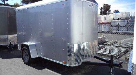 Look 5x10 St Cargo Trailer(4405)