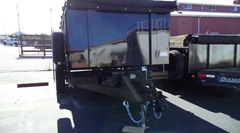 Iron Panther 7X12 Dump Trailer(5007)