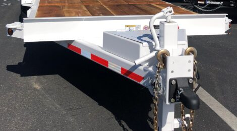 Valor 8x20 Tilt Deck Utility Trailer 12TUS(3256)