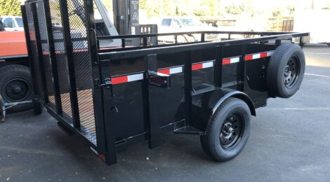 IRON PANTHER 6.5 X 10 LANDSCAPE TRAILER(6988)