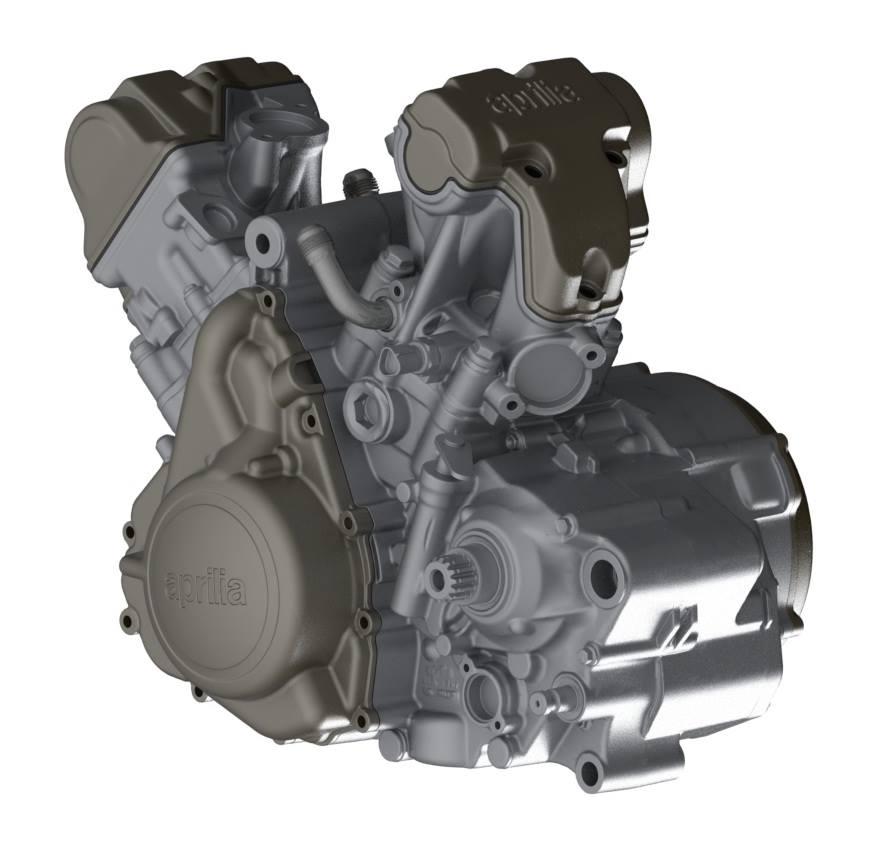 2012 Aprilia SV550